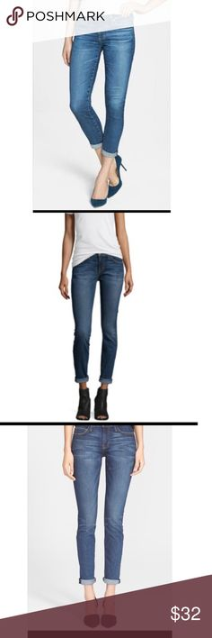 🆕 rolled skinny jeans Favorite girlfriend rolled sky many jeans from size 0 to 16 Jeans Skinny