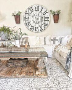 Rustic Farmhouse | Designs By Ashley Knie