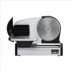 Magimix 11650 Black and Stainless Steel Metal Slicer
