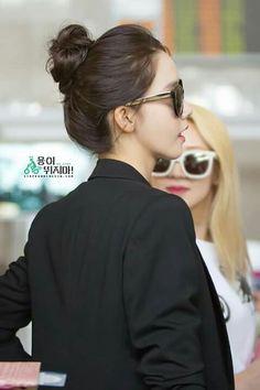 #Yoona #SNSD #Gimpoairport #toJapan #250415