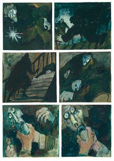 Alberto-Breccia.net « Cauchemars – Suñeos pesados « Bibliographie – Alberto Breccia