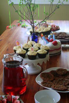 Sugar-Free Party Food