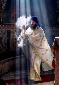 """Orthodoxy is Christianity understood as supreme Beauty."" – Fr. Alexander Elchaninov"