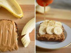 Peanut Butter + Banana + Sea Salt