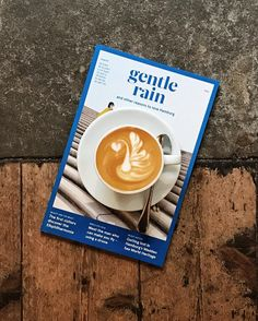 Good morning Monday! The fantastic english speaking magazine about Hamburg gentle rain is back in our shop. Have a magazine and a delicious coffee and enjoy your week! #gentlerain #gentlerainmagazine #gentlerainmag #coffeetablemags #publiccoffeeroasters #hamburg Get your copy of gentle rain here or at Public Coffee Roasters: http://ift.tt/2gB4KKw