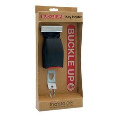 Buckle Up - Key Holder