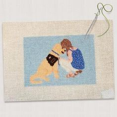 Our custom needlepoint canvases are designed with you in mind. Choose any theme: your home, your pets, memories of a special trip, a favorite sport/hobby, or even the cutest little portrait of your granddaughter. The possibilities are endless! Needlepoint Kits, Needlepoint Canvases, Stitch Fix, Cross Stitch, Stitch Braids, Stitch Markers, Your Pet, Stitches, Create Your Own