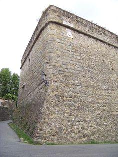 Castello di San Giusto: bastione Lalio (o Hoyos)