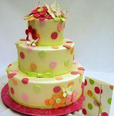 excellent girls birthday cake ideas