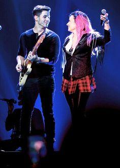 Demi & Nick