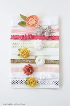 baby girl DIY gifts