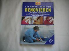 18) Das große Buch vom RENOVIEREN, Preis 8€