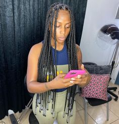 The beauty is in the client 😍 Braided Hairstyles For Black Women Cornrows, Box Braids Hairstyles For Black Women, Weave Ponytail Hairstyles, African Braids Hairstyles, Updo Hairstyle, Braided Updo, Black Hairstyles, Prom Hairstyles, Summer Hairstyles