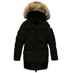 responsible to provide Top 10 Grey Gray Moncler Women Loire Long Down Coat Black - $237.15  Moncler Women Coats  http://www.monclerlines.com/women-moncler-coat-c-4.html