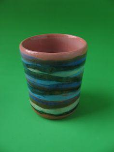 Ceràmica roja esmaltada
