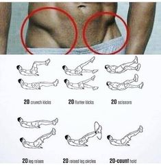 Best for lower abs