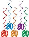 80th Birthday Party ideas and decoration