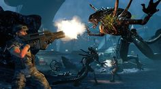 Aliens: Colonial Marines Mod Makes the Game 'How It Should Have Been' - http://wp.me/pEjC4-1fbm