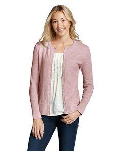 Women's Christine Cardigan Sweater - Solid | Eddie Bauer