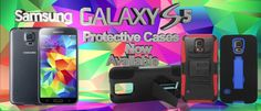 Protective Cases for the Samsung Galaxy S5 are now Available at CellJewel.com