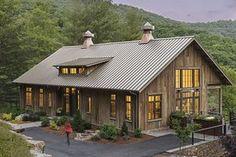 Beaucatcher Barn Home