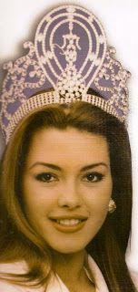 MONARCAS DE VENEZUELA: Miss Venezuela 1995