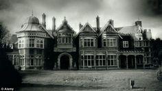 World War II top secret Bletchley Park.