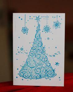 Christmas card No 11