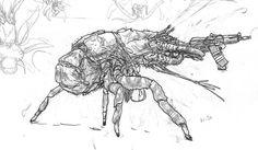 Filthy prawn... by povorot.deviantart.com on @DeviantArt