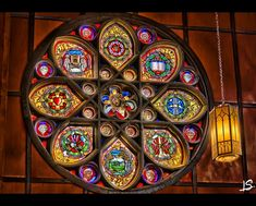 Martyrs Shrine in Midland, Canada / Jeff S. PhotoArt at HDCanvas.ca, Flickr Worcester Cathedral, Cathedral Basilica, Rose Window, Stained Glass Windows, Catholic Churches, Architectural Photography, Beautiful, Scotland, Canada