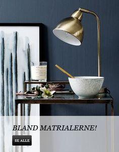 Brugskunst online. Køb billigt nordisk moderne interiør her