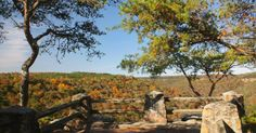 Buck's Pocket State Park | Alapark