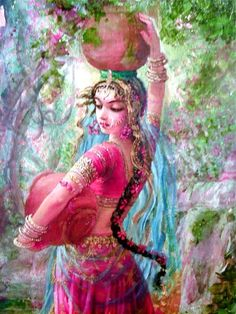 5th September is known as the day when Radharani was born. She is generally associated with Krishna as his childhood love