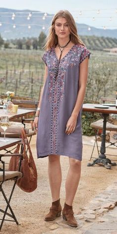 Worldly Prints - Be Inspired Pamela, Robert Redford, Amethyst Color, Everyday Fashion, Stitch Fix, Catalog, Embroidery, Inspired, Casual