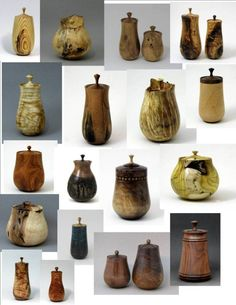 Easy Woodturning Lathe Projects Inspiration: No-Fuss DIY Wood Turning Plans Across The Usa - Ryagad Small Wood Projects, Wood Turning Projects, Wood Vase, Wood Bowls, Lathe Projects, Woodworking Projects, Woodworking Jigs, Wood Turning Lathe, Idee Diy
