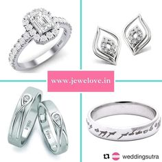 #Repost @weddingsutra with @repostapp  Shop your favorite platinum jewellery from @jewelove ranging from diamond rings bracelets earrings cuff links love bands chains and more. Visit www.jewelove.in to buy.  #jewelove #jewelovein #platinumrings #platinumbracelet #platinumbangle #platinumlovebands #platinumdiamond #diamondring #trueplatinum950 #platinum #tipsfortobeweds #dreamdestination #engagement #justengaged #destinationweddings #marriage #weddingelements #groom #bride #weddingtrends…