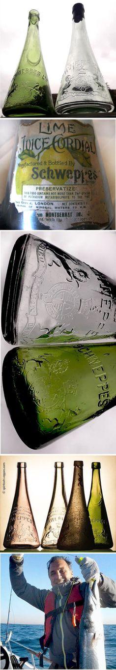 tx for sharing Ramon Martinez, Diver Digger, BOTELLAS DEL FIN DEL MUNDO, Viña del Mar, Chile. Schweppes Lime Cordial Juice Cordial, Coca Cola, Chile, End Of The World, Bottles, Coke, Cola, Chili