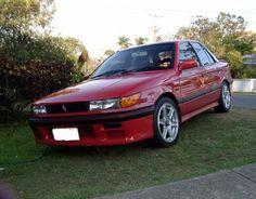 1991 Mitsubishi Lancer 1800 16V GTi