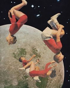 'Orbit' by Joe Webb our Artist of the Week!! In an age where we are currently consuming more and more visual data we are also discarding it at the same rate. Although Webb's work is initially derived from a rejection of technology Webb acknowledges the importance of social media in promoting his work. His collages appeal to a wide audience who can identify with themes running throughout his work. Read more here http://ift.tt/1Rfh5Dx #ScreamEditions #limitededition #artprints #design…