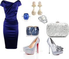 20 Polyvore Combinations for New Year's Eve