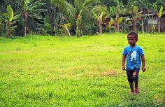 Little Fijian boy - Fiji
