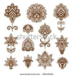Henna Fotos, imagens e fotografias Stock | Shutterstock Mais