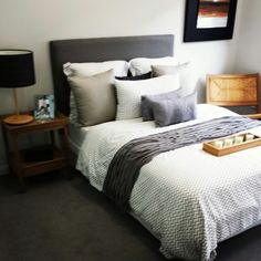 Guest bedroom--Finishing touches