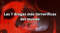 Las 7 drogas más terroríficas del mundo (+lista de reproducción)