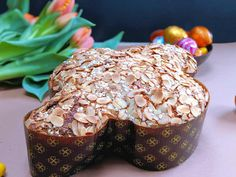 Colombia Pasquale - Easter Dove Cake