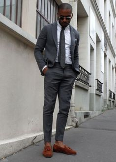 30 Casual Outfits Ideas For Black Men – African Men Fashion - outfits for black men - Black Men Fashion Tips, African Men Fashion, Mens Fashion Suits, Fashion Ideas, Fashion Outfits, Style Fashion, Fashion Check, Fashion Menswear, Fashion Sale