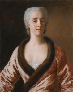 Jean-Etienne Liotard                                GENEVA 1702 - 1789                                PORTRAIT OF A LADY