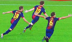 Let's fly!  FC Barcelona 2-2 Real Madrid