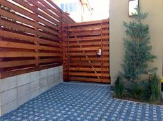 Horizontal Cedar Privacy Fence Design, Pictures, Remodel, Decor and Ideas - page 104