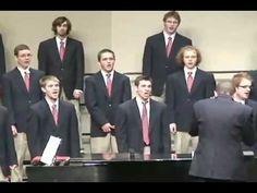 Random thing i saw on fb..Michigan choir singin Jamaican folk song :)